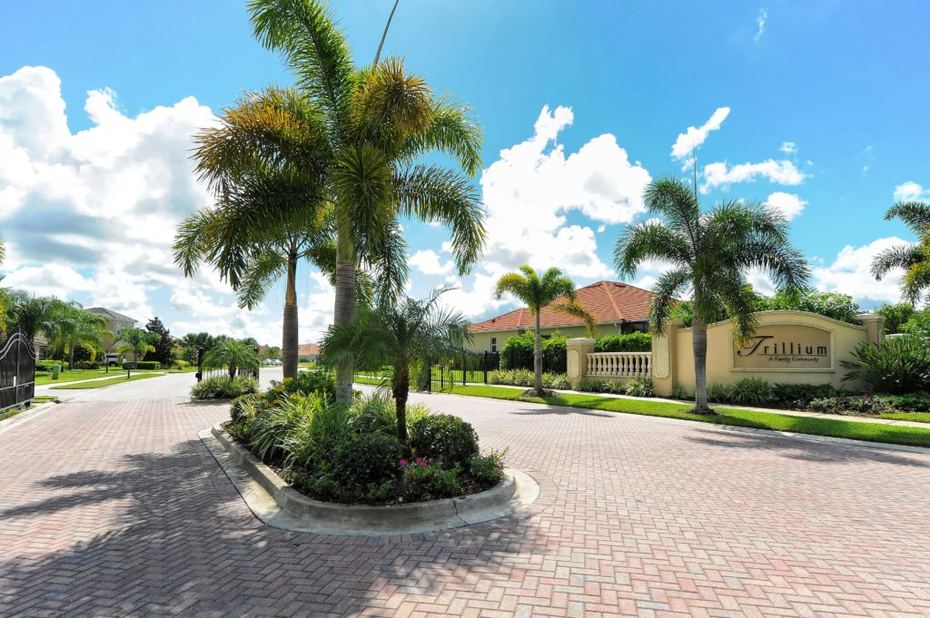Trillium in Sarasota Homes for Sale in a Gated Community
