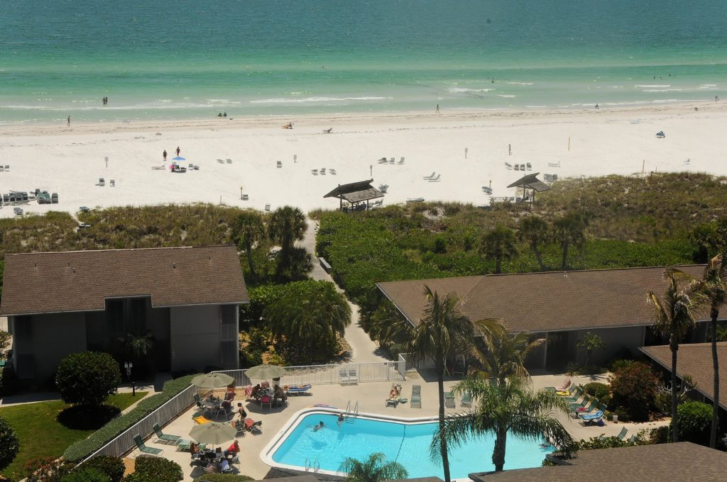 Peppertree in Siesta Key Condos for Sale Gulfside