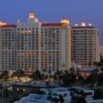 Beau Ciel Sarasota Condos for Sale at Night