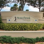 Stoneybrook of Heritage Harbour in Bradenton - Sign