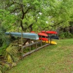 Pinebrook South in Venice Canoe Launch