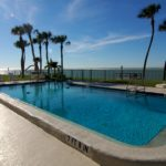 Siesta Tower in Siesta Key Pool 1