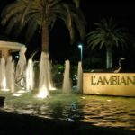 L Ambiance in Longboat Key Entrance Sign