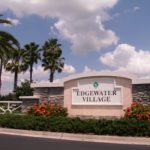 Edgewater at Lakewood Ranch Entrance Sign