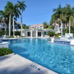 Tangerine Bay Club in Longboat Key Pool 1