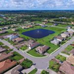 Enclave at Country Meadows in Bradenton Pond View